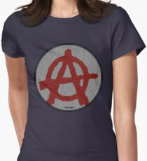 Anarky Women's Fitted T-Shirt
