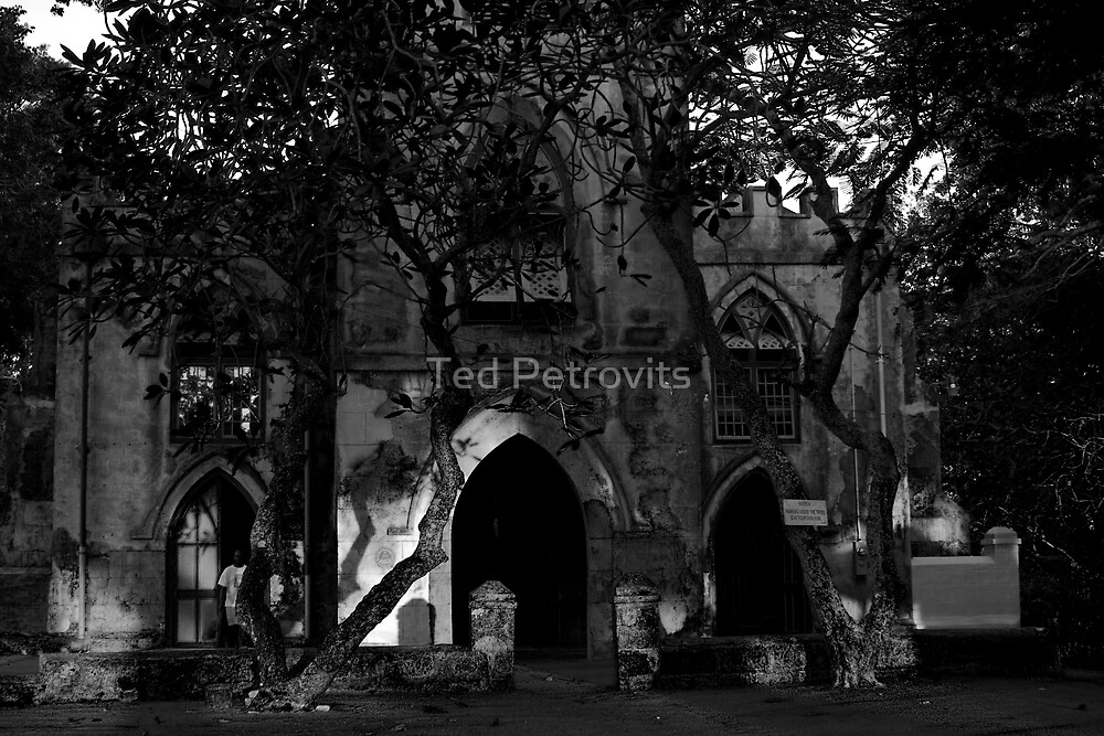 St. Andrews Church by Ted Petrovits