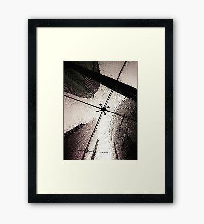 Rainy Framed Print