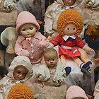Dolly World (pattern) by Yampimon