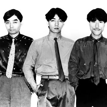Yellow Magic Orchestra by Xcess
