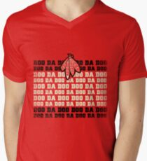 It's a Hawkey Town Men's V-Neck T-Shirt