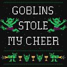 «Goblins robaron mi alegría» de wytrab8