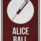 ALICE BALL - Women In Science by Hydrogene