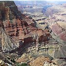 (Pano) Grand Design - Grand Canyon by Barbara Burkhardt