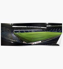 The Hawthorns East Stand Corner Poster