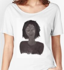 portrait Women's Relaxed Fit T-Shirt