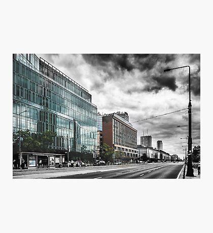 Warsaw art 1 #warsaw #warszawa Photographic Print