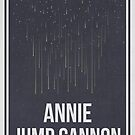 ANNIE JUMP CANNON - Women in Science by Hydrogene