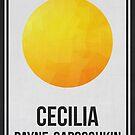 CECILIA PAYNE-GAPOSCHKIN - Women in Science by Hydrogene