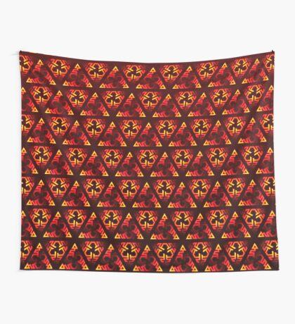 Trinitronium Wall Tapestry