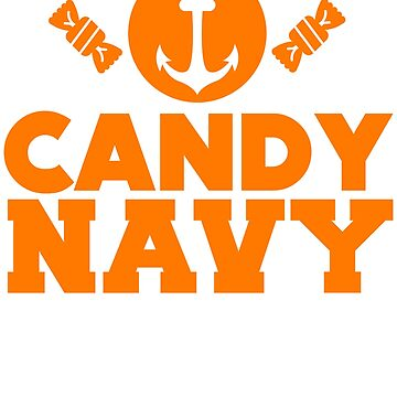 CANDY NAVY HALLOWEEN by tshirtsclick
