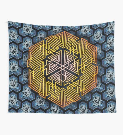 Oneirophrenia  Wall Tapestry