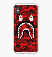 Red Bape iPhone Case
