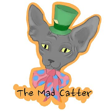 The Mad Catter by whimsyteaspoon