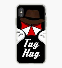 TUG HUG iPhone Case