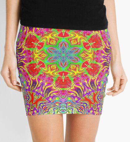 Ultraviolet Mini Skirt