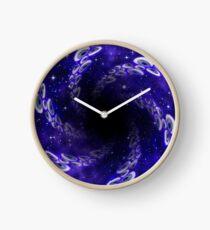 Hyperocule Clock