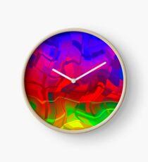 Gelatine Clock