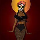 La Niña Negra Muerta by KLCreative