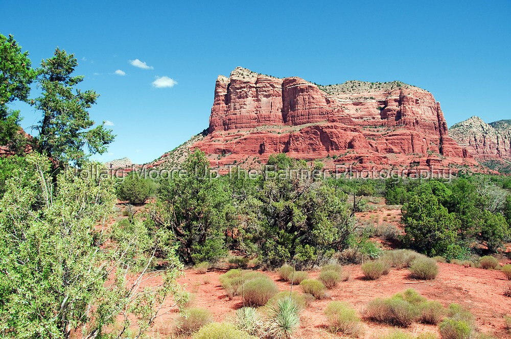 Sedona, Arizona by Noel Moore Up The Banner Photography