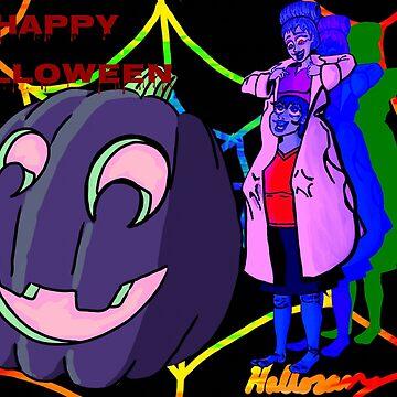 Happy Halloween by ChuckHalloran