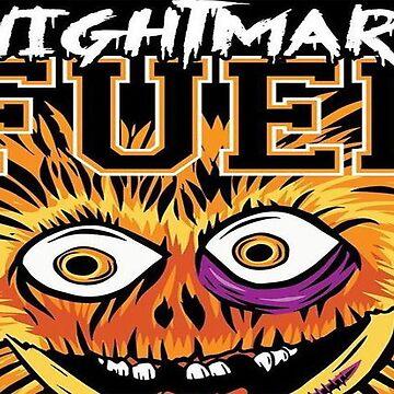 gritty mascot by sekarhandayanik
