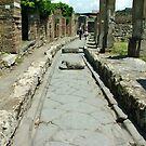 Walking Through The Streets Of Pompeii by jules572