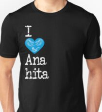 I Heart Anahita | Love The Fertility God Of The Waters Unisex T-Shirt