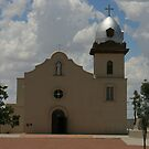 Ysleta Mission by Susan Russell