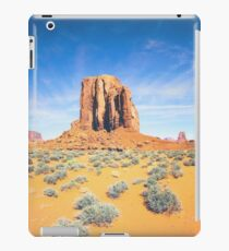 Monument Valley in Summer iPad Case/Skin