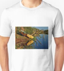 """Creekside Reflections"" Unisex T-Shirt"