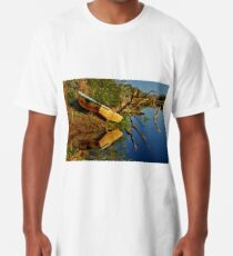 """Creekside Reflections"" Long T-Shirt"