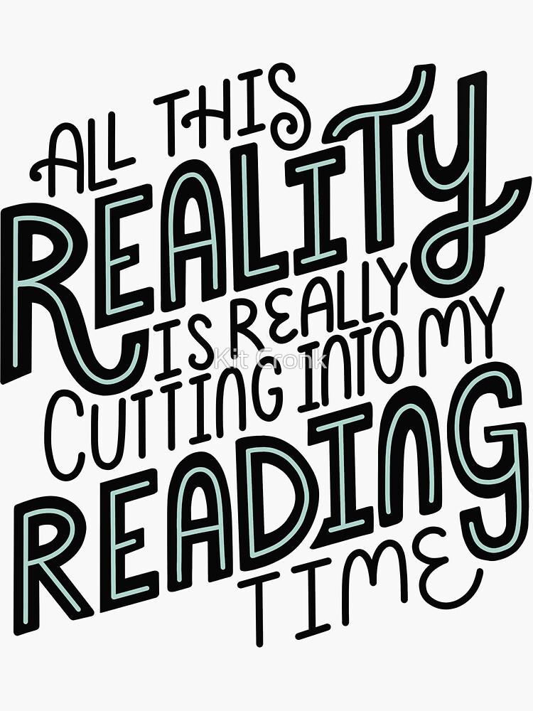 Tiempo de lectura de realidad de rubyandpearl