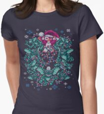 We Wish You a Gremlin Christmas Women's Fitted T-Shirt