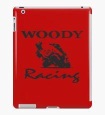 Woody Racing iPad Case/Skin