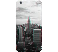 New York City in 3D iPhone Case/Skin