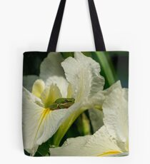 Not easy being green Tote Bag