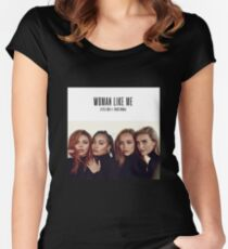 Woman Like Me  Women's Fitted Scoop T-Shirt