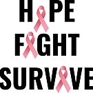 Brustkrebs-Sagen von katek36