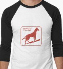Dingo Mehl Fremantle Baseballshirt mit 3/4-Arm