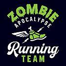 Zombie Apocalypse Running Team by brogressproject