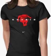 Air Khabib Nurmagomedov Women's Fitted T-Shirt