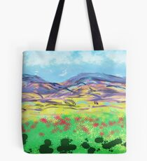 Bluebirds fly again Tote Bag