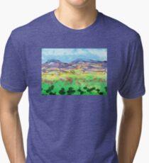 Bluebirds fly again Tri-blend T-Shirt