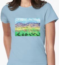 Bluebirds fly again Women's Fitted T-Shirt