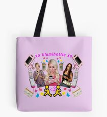 ILLUMIHOTTIE  Tote Bag