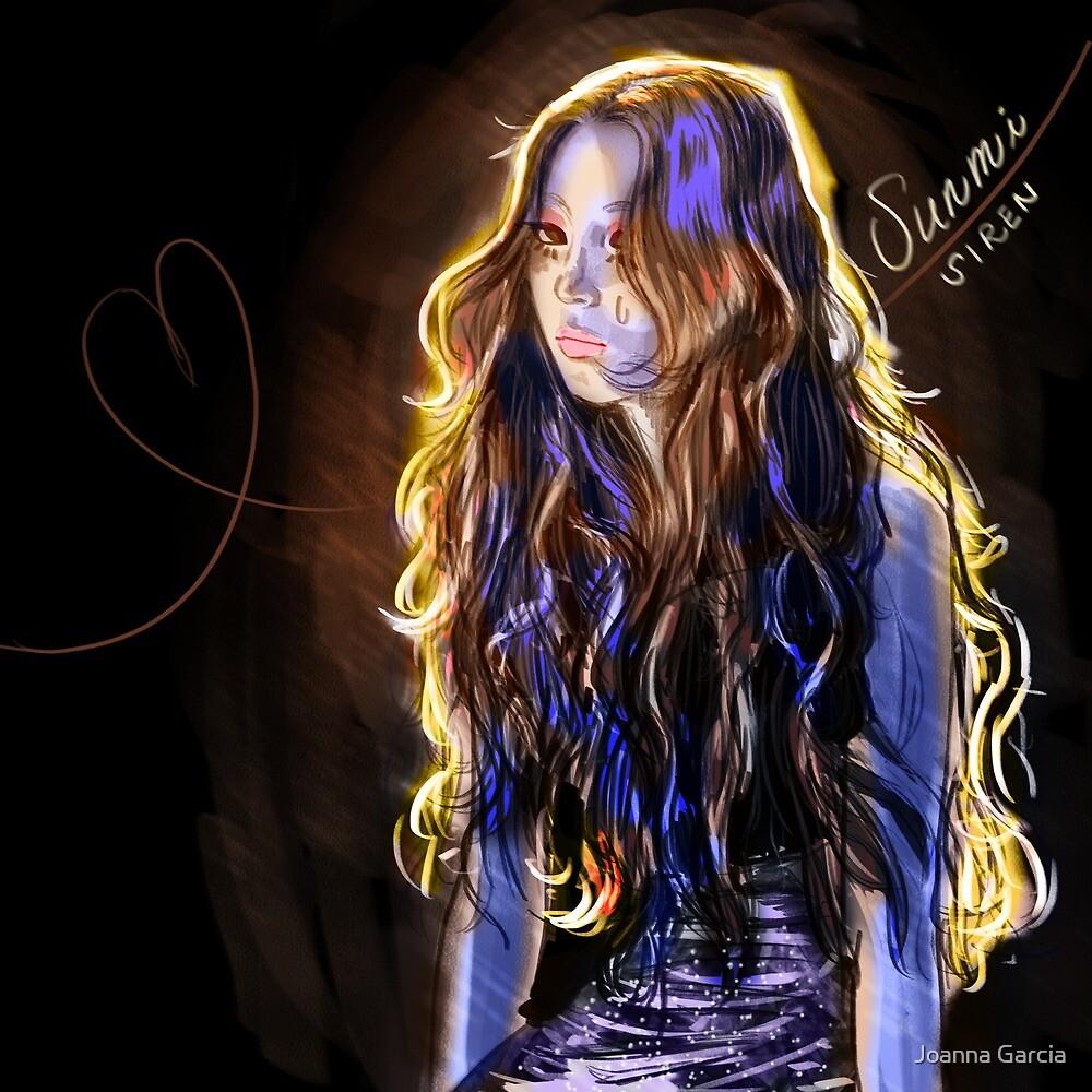 Sunmi x Siren by Joanna Garcia