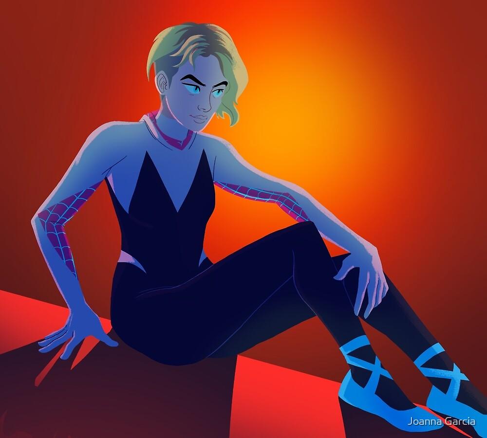 Spidergwen by Joanna Garcia
