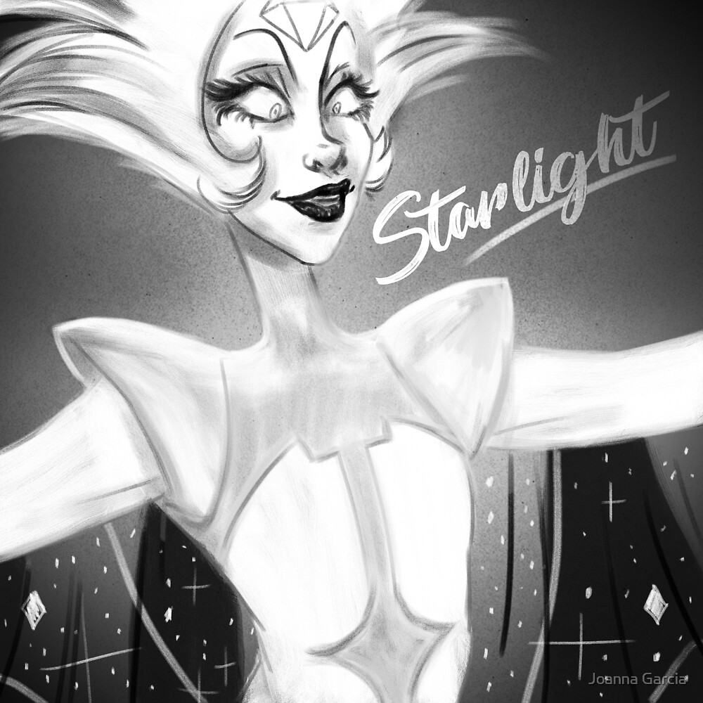 White Diamond by Joanna Garcia